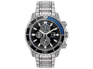Citizen Eco Drive Promaster Diver Chronograph Mens Watch CA0719-53E