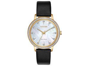 Citizen FE7042-07D Silhouette Crystal Women's Watch