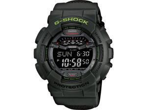 Casio G Shock G-Lide Black Dial Men's Watch - GLS100-3