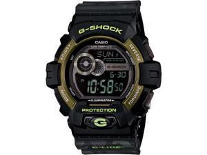 Black Camouflage Casio G-Shock G-Lide Series Digital Watch GLS8900CM-1