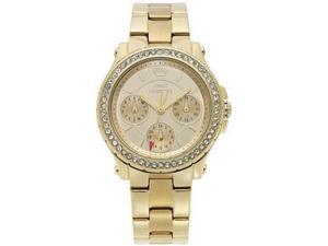 Women's Juicy Couture Pedigree Multi-Function Watch 1901105
