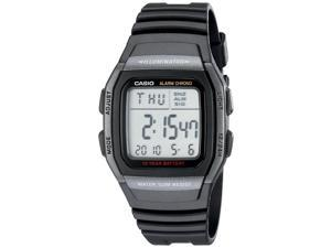 Men's Casio Black Digital Sports Watch W96H-1BV