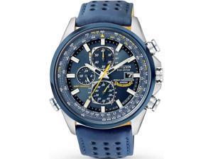 Men's Citizen Eco-Drive Blue Angels Chronograph Watch AT8020-03L