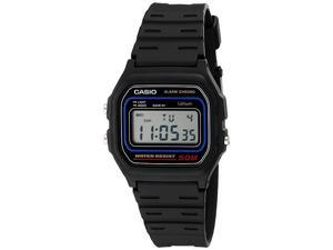 Men's Casio Black Classic Casual Digital Watch W59-1V