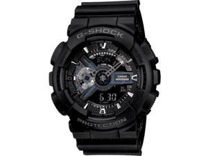 Casio GA1101B Mens Black G-Shock Analog-Digital Watch