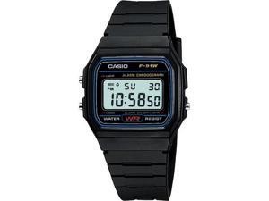 Men's Casio Classic Black Digital Watch F91W-1 F91W-1D