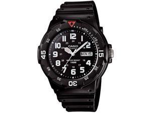 Men's Casio Black Diver's Style Sports Watch MRW200H-1BV MRW200H-1B