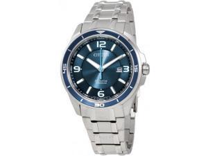 Men's Citizen Brycen Titanum Ultra Light Watch BM6929-56L