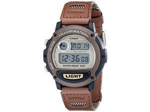Men's Casio Green Digital Sports Watch W89HB-5AV