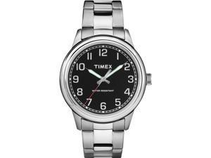 Men's Timex Skyline 20mm Stainless Steel Band Watch TW2R36700
