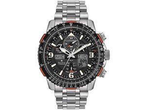 Men's Citizen Eco-Drive Promaster Skyhawk A-T Solar Atomic Watch JY8108-53E
