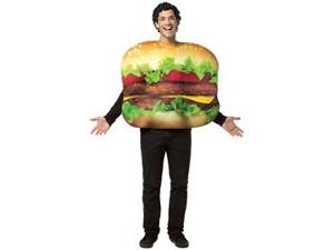 Cheeseburger: Unisex Costume