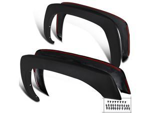 Spec-D Tuning 1999-2007 Chevy Silverado Oe Style 4 Pcs Extended Fender Flares Protector Kit Sierra 1999 2000 2001 2002 2003 2004 2005 2006 2007 (Left + Right)