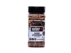 Weber Savory Steakhouse Seasoning (8.25 Ounce)