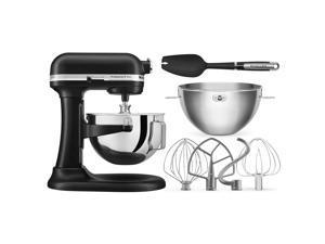 KitchenAid Professional Plus 5 Quart Bowl-Lift Stand Mixer with Bundle - Black