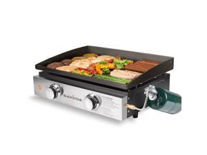 Blackstone 22″ Tabletop 2 Burner Griddle with Cover Included