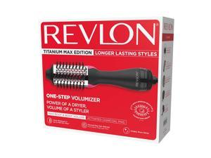 Revlon One-Step Hair Dryer and Volumizer Titanium Max Edition