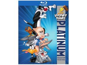 LOONEY TUNES PLATINUM COLLECTION V03 (BLU-RAY/2 DISC/FF)