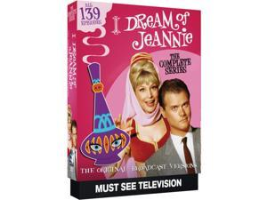 I DREAM OF JEANNIE-COMPLETE SERIES (DVD/12 DISC)