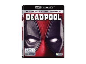 DEADPOOL (4K-UHD/BLU-RAY/DHD/2 DISCS/REPROMOTE)