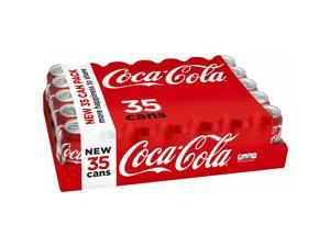Coca-Cola, 12 Fluid Ounce Cans (Pack of 35)