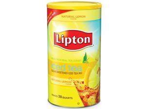 Lipton Lemon Iced Tea Mix - 100 oz.