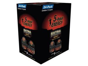 5- Hour Energy Extra Strength, Berry, 24/ 2 oz