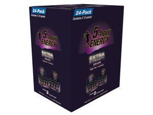 5 Hour Energy - Extra Strength - 2 pk. - 12 ct.