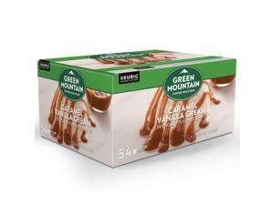 Green Mountain Coffee, Caramel Vanilla Cream (54 K-Cups)