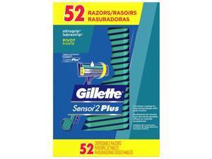 Gillette Custom Plus Disposable Razor - 52 ct.