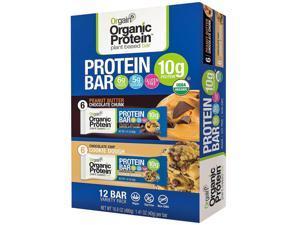 Orgain Organic Protein Bar (12 Count)