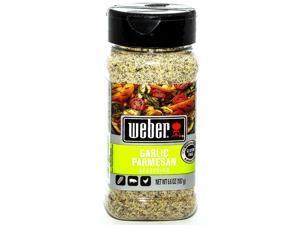 Weber Garlic Parmesan Seasoning (6.6 Ounce)