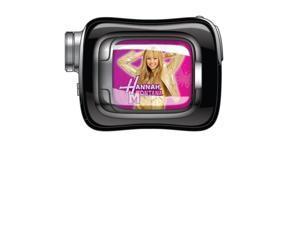 Disney Flix Hannah Montana Digital Video Camera - Black