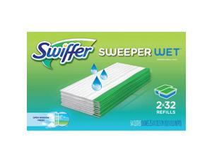 Swiffer Sweeper Wet Mopping Refill Pack, 64-count