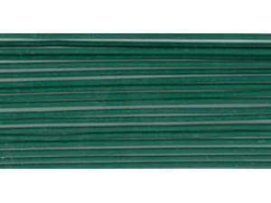 """Stem Wire 22 Gauge 18"""" 35/Pkg-Green"""