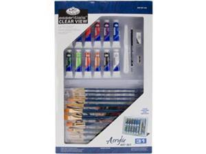 Clearview Large Acrylic Painting Art Set-