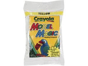 Crayola Model Magic 4oz-Yellow