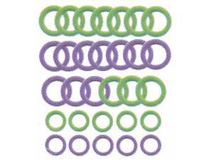 Soft Stitch Ring Markers-30/Pkg