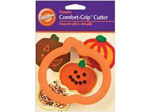 """Comfort-Grip Cookie Cutter 4""""-Pumpkin"""