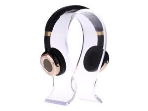 Acrylic U-shape Earphone Holder Headset Stand Headphone Rack