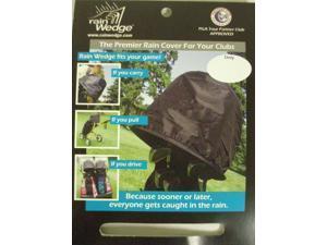 Rain Wedge Ultimate Golf Rain Cover Black Great Item