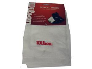 Wilson Golf Co. Tri-Fold Towel Golf Towel