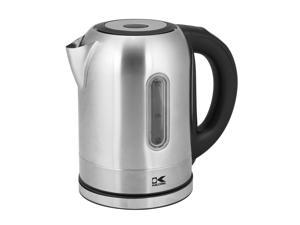 Kalorik 7 Cup Stainless Steel Color Changing LED Electric Kettle JK 40770 SS
