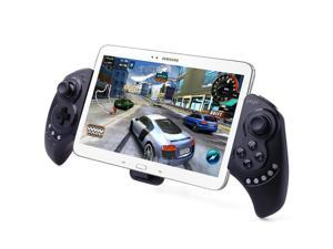 iPega PG-9023 Wireless Gamepad Game Controller, Telescopic Extendable Joystick for 5-10 inch Tablets Phones, Compatible with PC, Android, Samsung Galaxy Tab S3 S2 Note 9 Galaxy S9+ S8+ Lenovo Huawei
