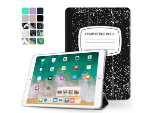 Case for iPad Air 3 2019 3rd Generation 10.5 Case Ultra Slim Lightweight Smart Shell Folio Cover Case with Multi-angle Stand, Smart Auto Wake / Sleep(Composition Book)