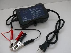 Fully Automatic Battery charger for 12V Batteries, Auto, ATV, Motorcycle. Jet Skis.PWC