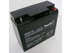 This is an AJC Brand Replacement APC DL3000RM3U DL3000RMI3U 12V 7Ah UPS Battery