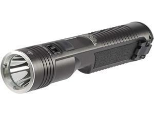 Streamlight Stinger 2020 Rechargeable Flashlight with 120V AC/12V DC Charger -Black- (78101)