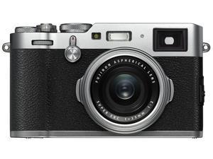Fujifilm X100F Digital Camera (Silver) 16534584