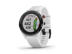 Garmin Approach S62, Premium Golf GPS Watch, -White-  (010-02200-01)